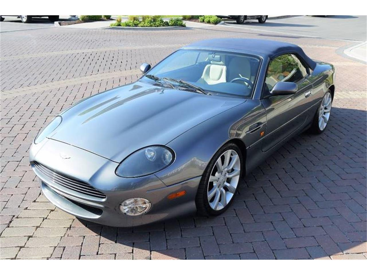 Large Picture of 2003 Aston Martin DB7 located in Tennessee Offered by Arde Motorcars - L79D