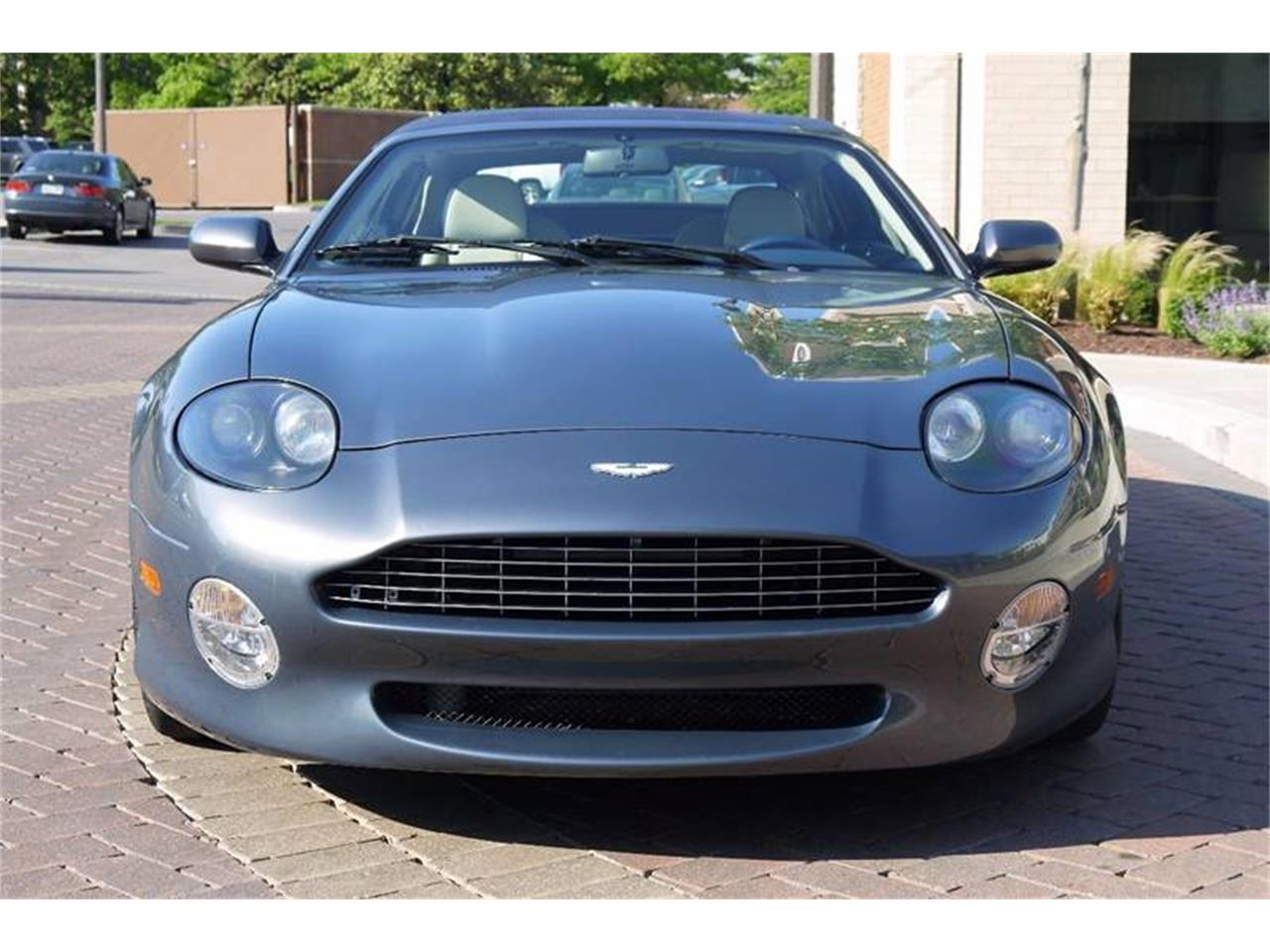 Large Picture of 2003 Aston Martin DB7 - L79D