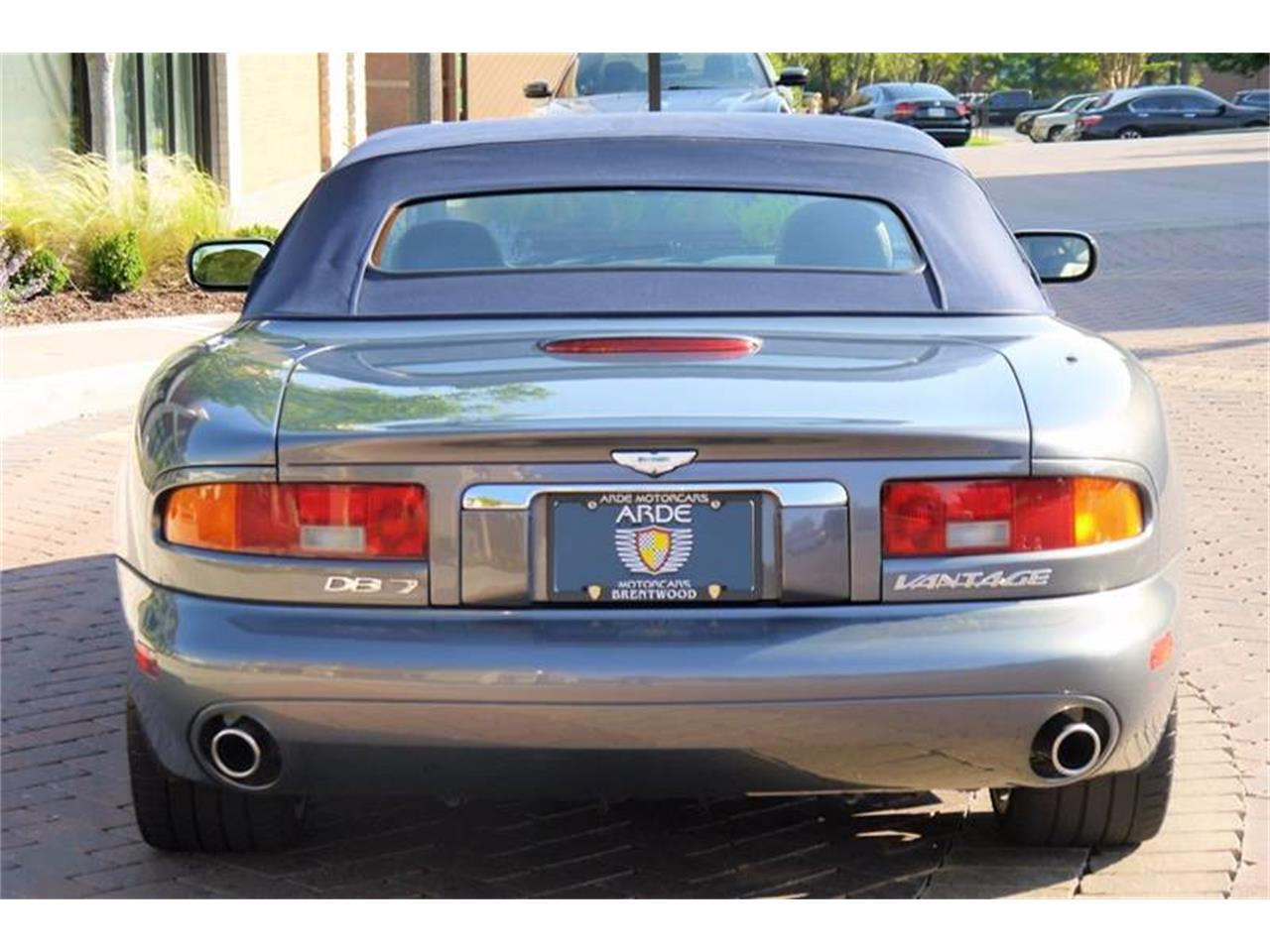 Large Picture of '03 DB7 Offered by Arde Motorcars - L79D