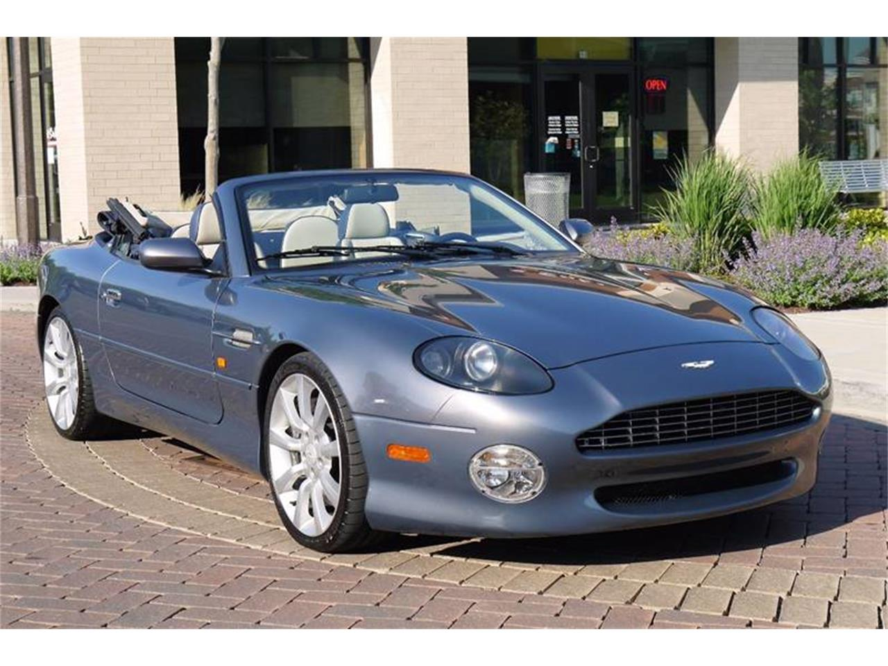 Large Picture of '03 Aston Martin DB7 Auction Vehicle Offered by Arde Motorcars - L79D