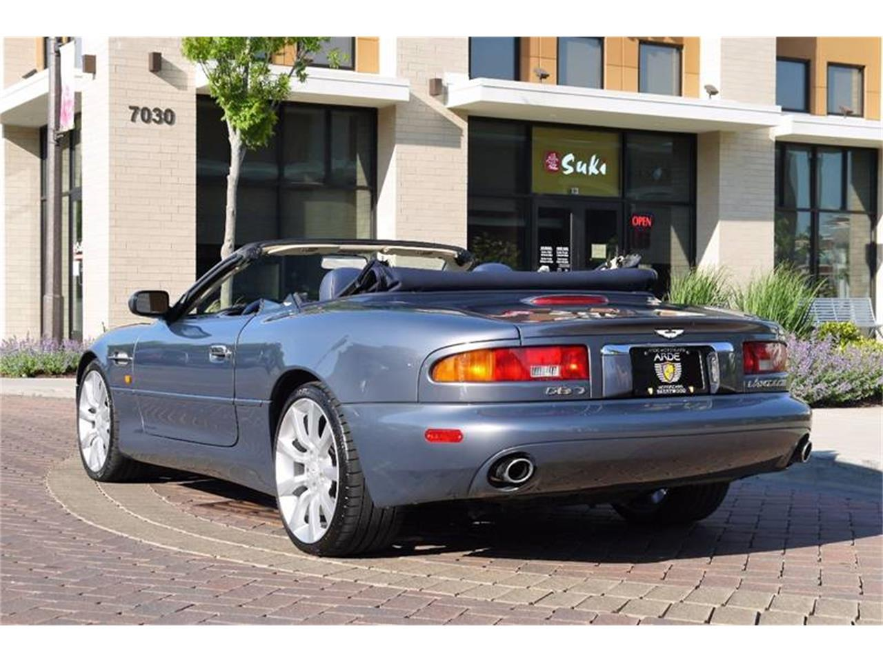 Large Picture of '03 Aston Martin DB7 Offered by Arde Motorcars - L79D