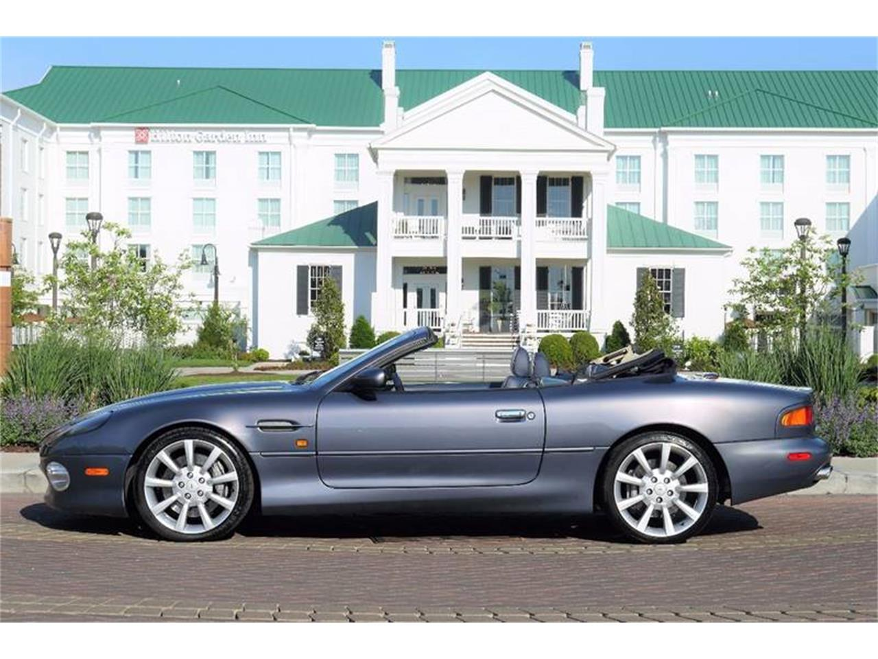 Large Picture of '03 DB7 Auction Vehicle Offered by Arde Motorcars - L79D
