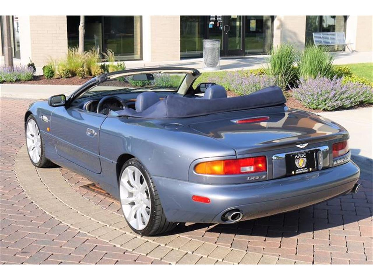 Large Picture of '03 Aston Martin DB7 - L79D
