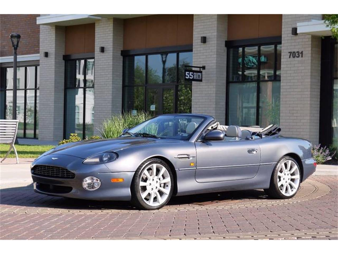 Large Picture of '03 DB7 located in Brentwood Tennessee Auction Vehicle Offered by Arde Motorcars - L79D
