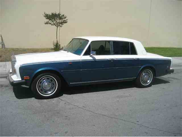 Picture of '79 Silver Shadow II - L0VR