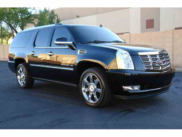 Picture of '11 Escalade - L79L