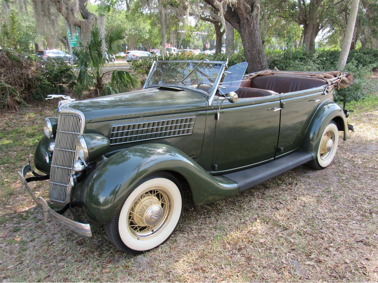 Large Picture of '35 Phaeton - L08S