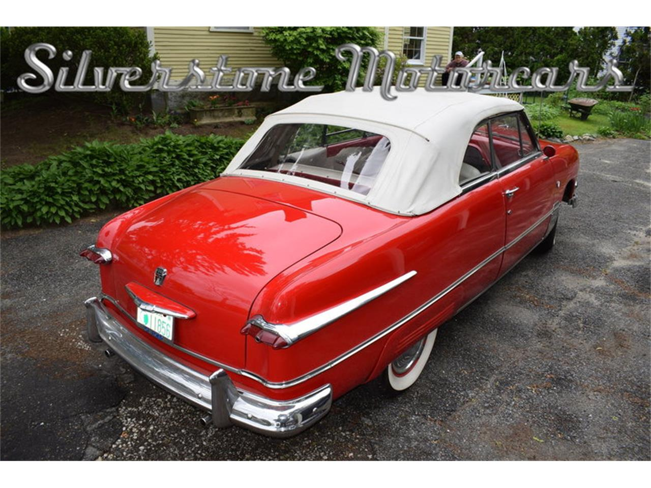 Large Picture of '51 Custom Deluxe located in Massachusetts - $39,000.00 - L79S