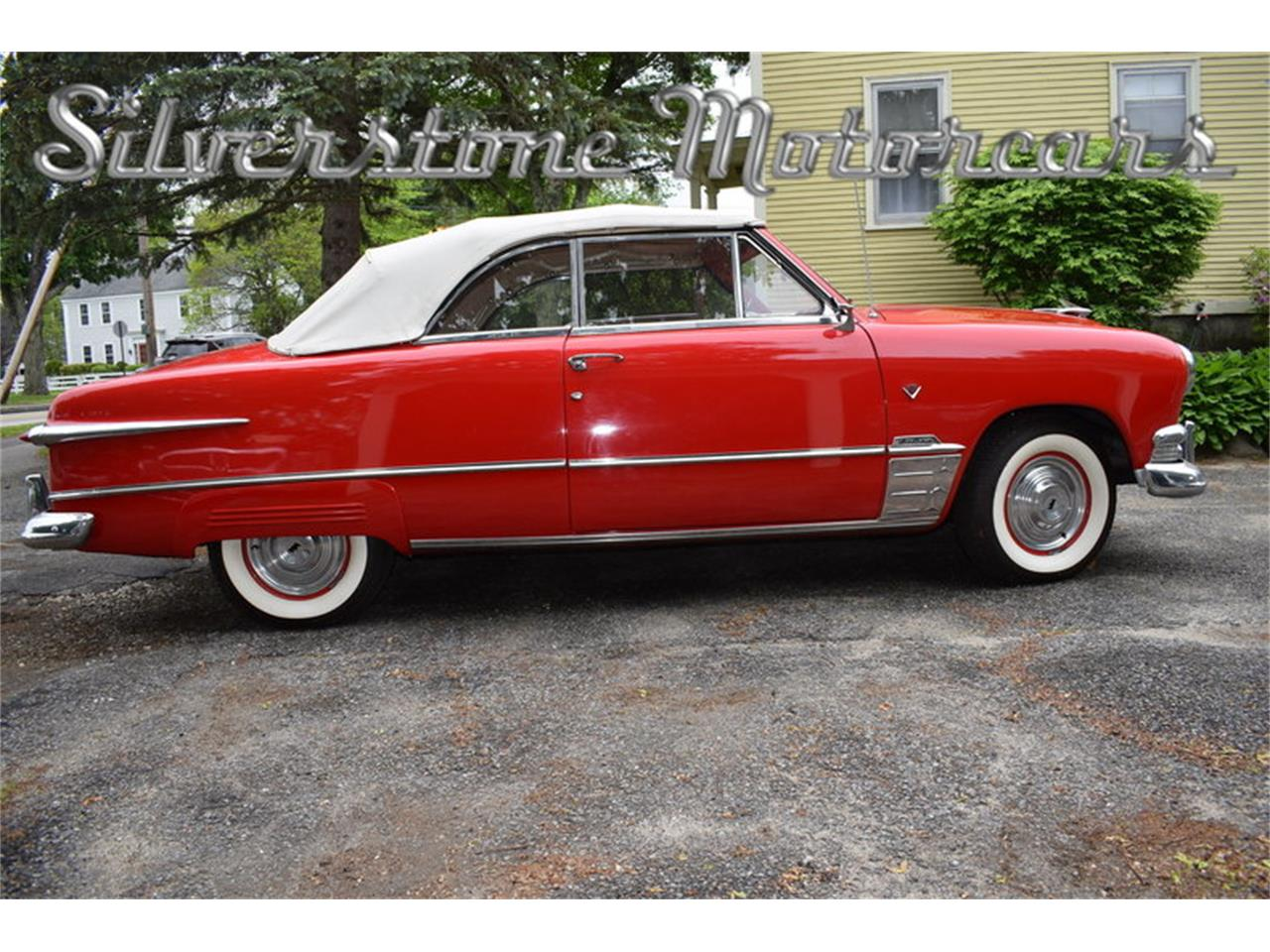 Large Picture of Classic '51 Ford Custom Deluxe - $39,000.00 Offered by Silverstone Motorcars - L79S
