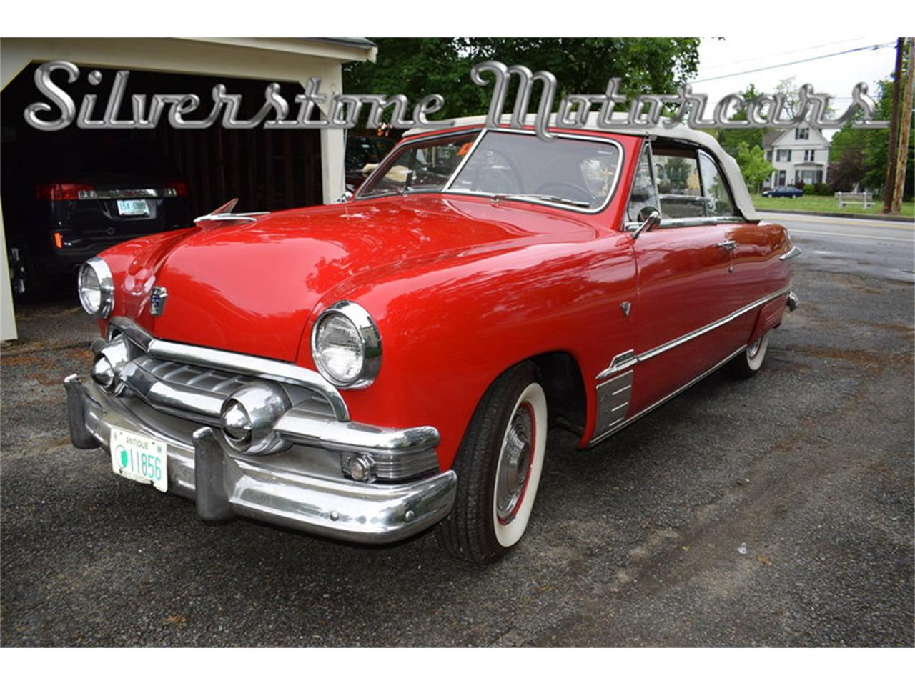 Large Picture of Classic '51 Ford Custom Deluxe located in Massachusetts Offered by Silverstone Motorcars - L79S