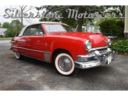 Picture of Classic '51 Ford Custom Deluxe located in Massachusetts Offered by Silverstone Motorcars - L79S