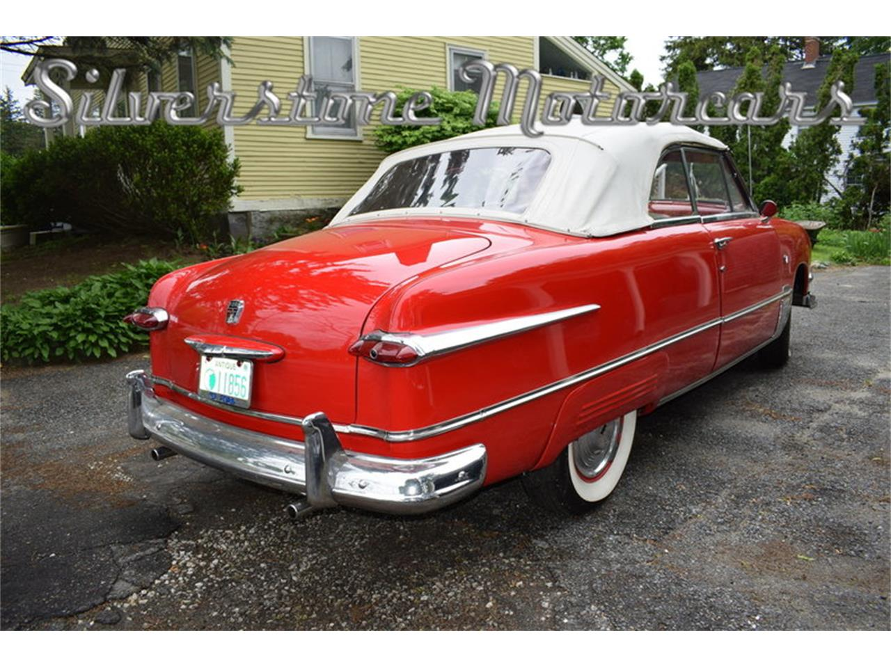 Large Picture of 1951 Ford Custom Deluxe located in North Andover Massachusetts - L79S