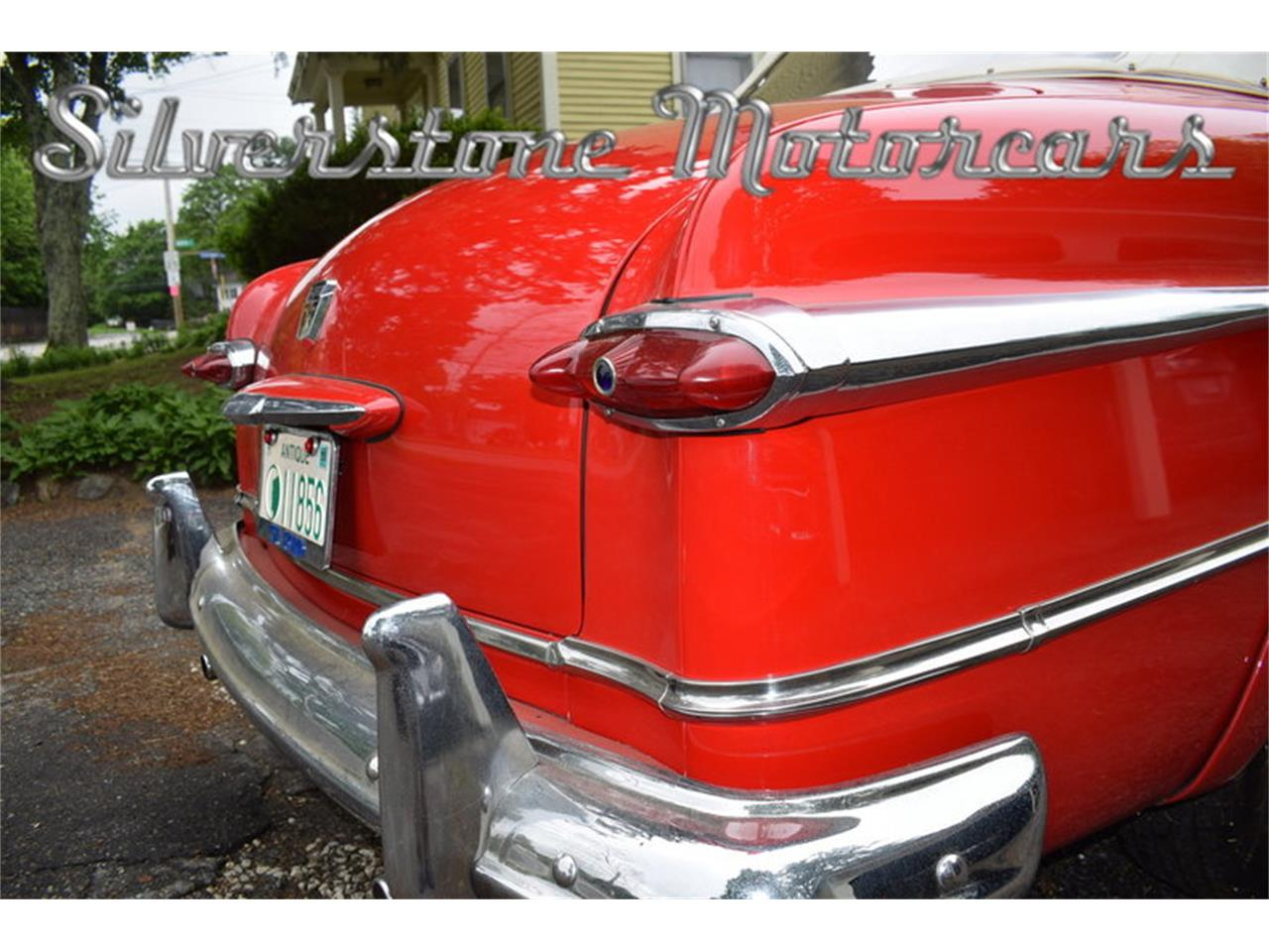 Large Picture of '51 Ford Custom Deluxe - $39,000.00 Offered by Silverstone Motorcars - L79S