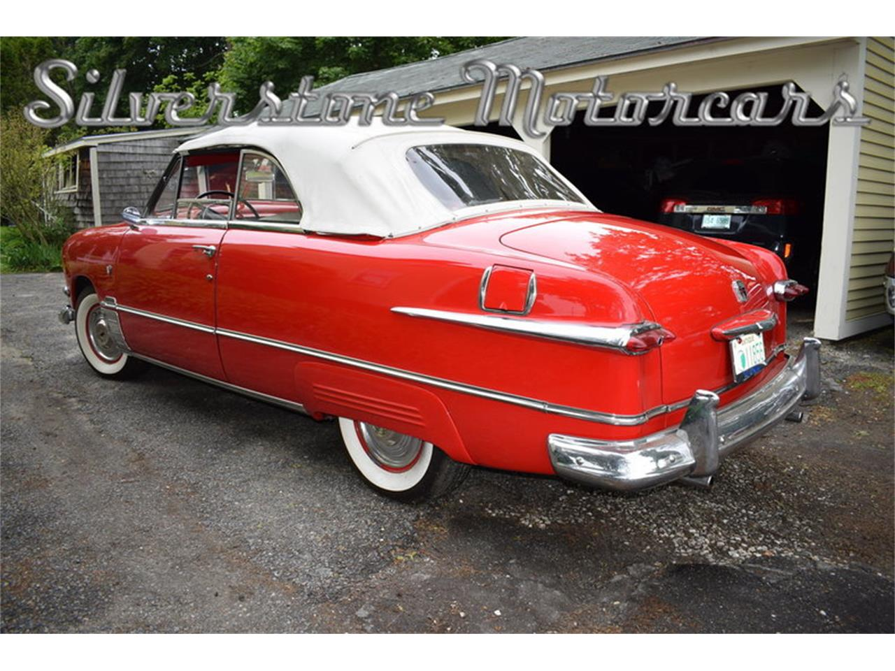 Large Picture of Classic 1951 Custom Deluxe located in North Andover Massachusetts Offered by Silverstone Motorcars - L79S