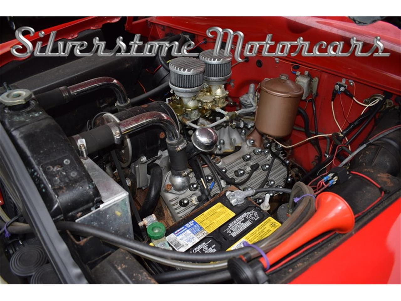 Large Picture of '51 Ford Custom Deluxe located in North Andover Massachusetts Offered by Silverstone Motorcars - L79S