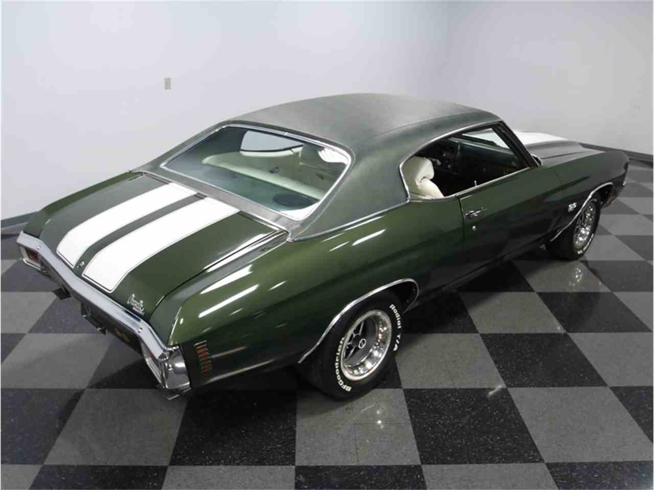 Large Picture of '70 Chevelle SS - L7A3