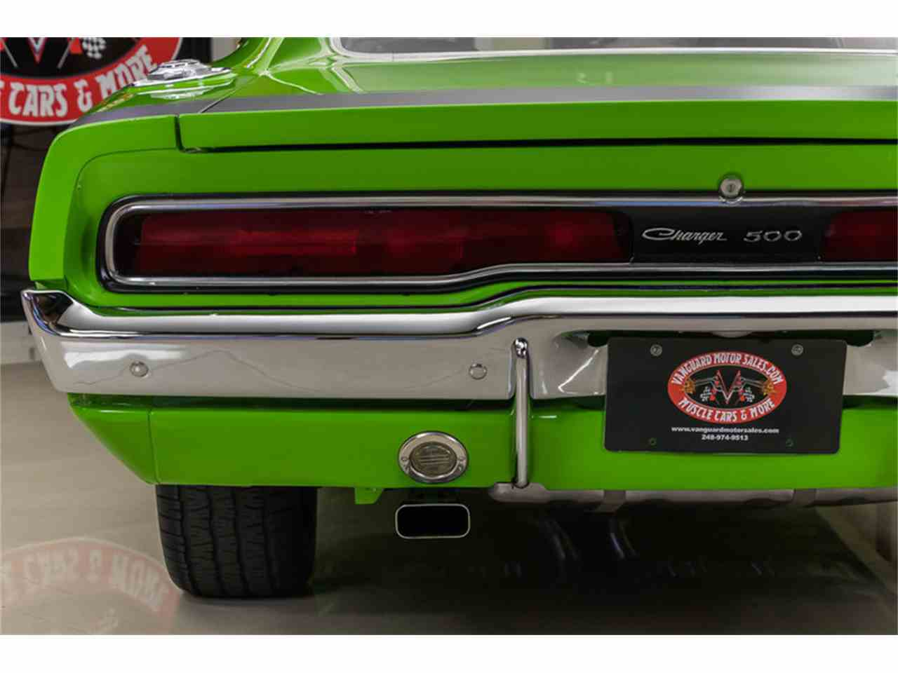 Large Picture of '70 Charger 500 - L7AF