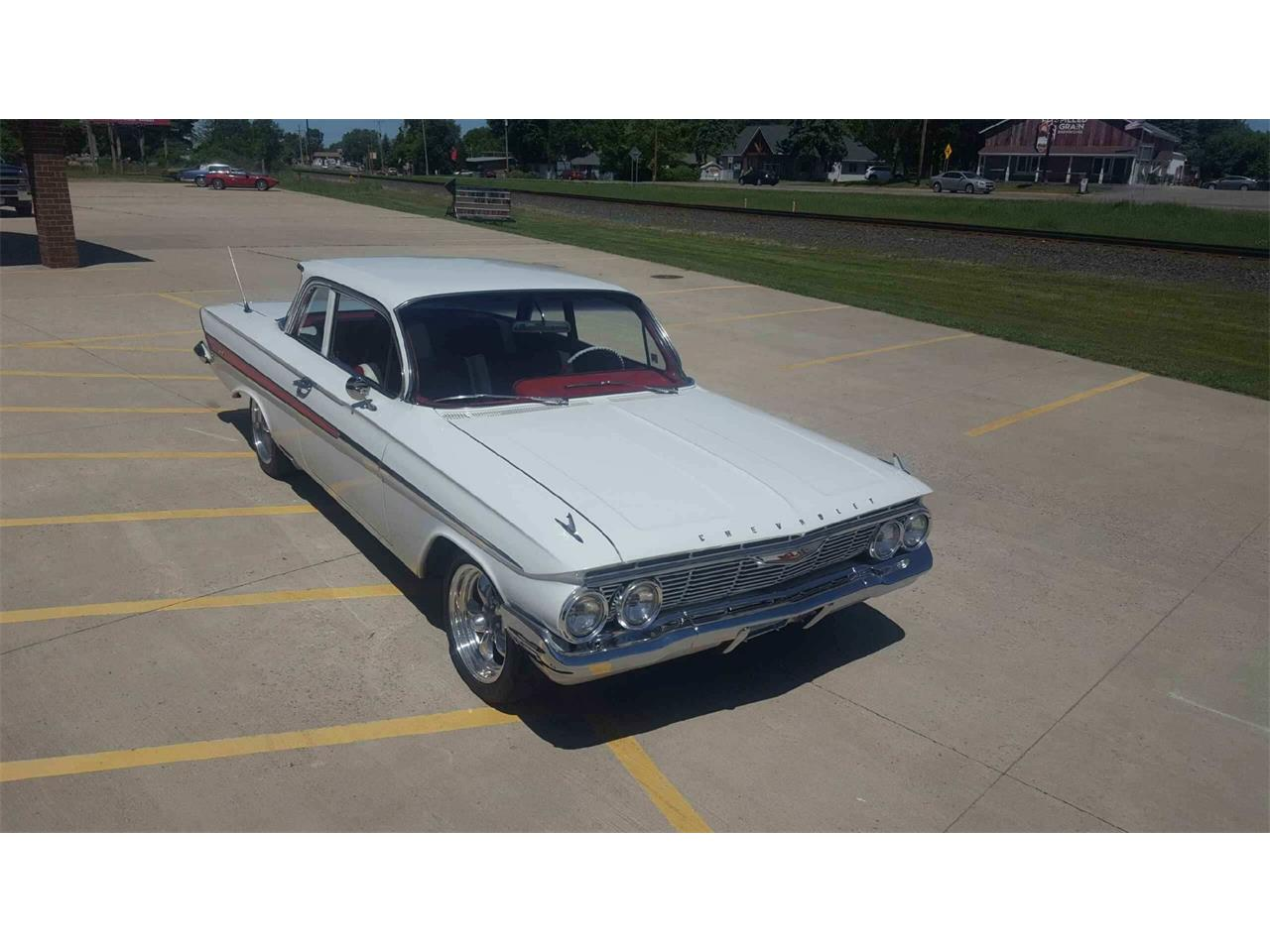 Large Picture of '61 Bel Air - L7AR