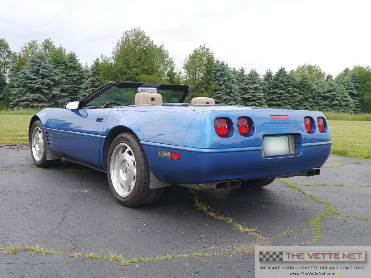 Large Picture of '93 Chevrolet Corvette located in Sarasota Florida - L7AW