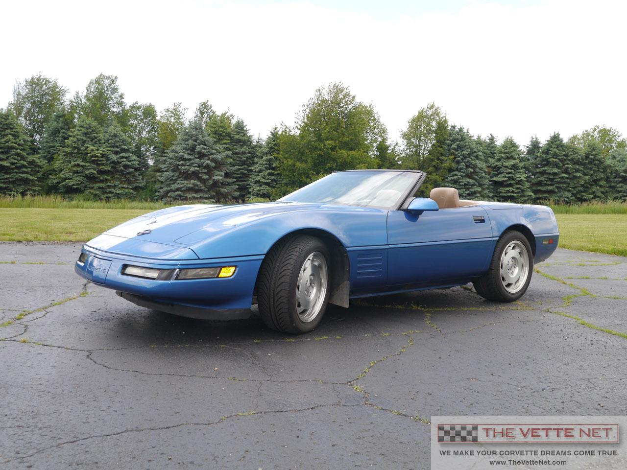 Large Picture of '93 Chevrolet Corvette located in Florida Offered by The Vette Net - L7AW