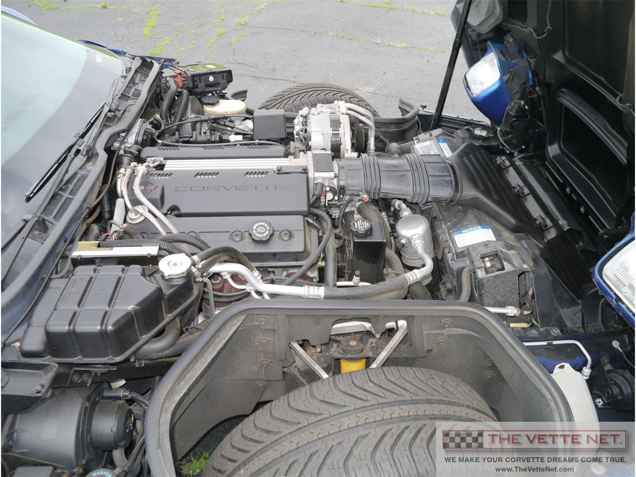 Large Picture of 1993 Corvette Offered by The Vette Net - L7AW