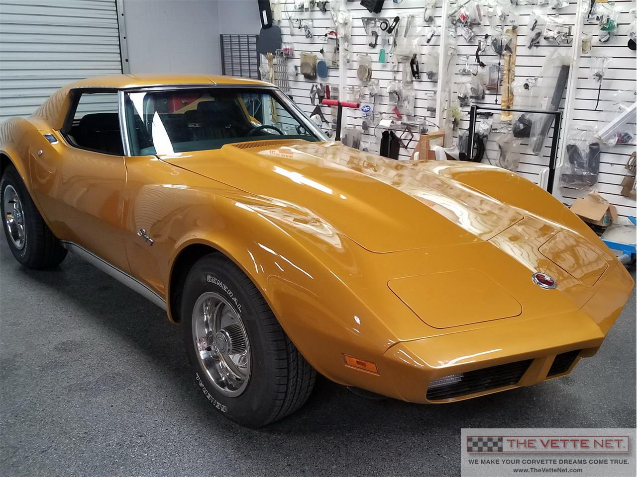Large Picture of 1973 Chevrolet Corvette Offered by The Vette Net - L7AX