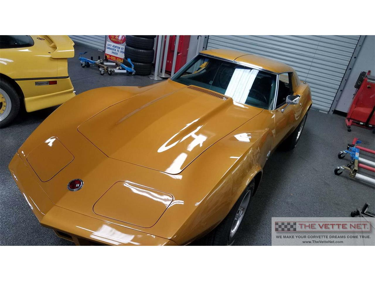 Large Picture of Classic 1973 Chevrolet Corvette located in Florida - $18,990.00 - L7AX