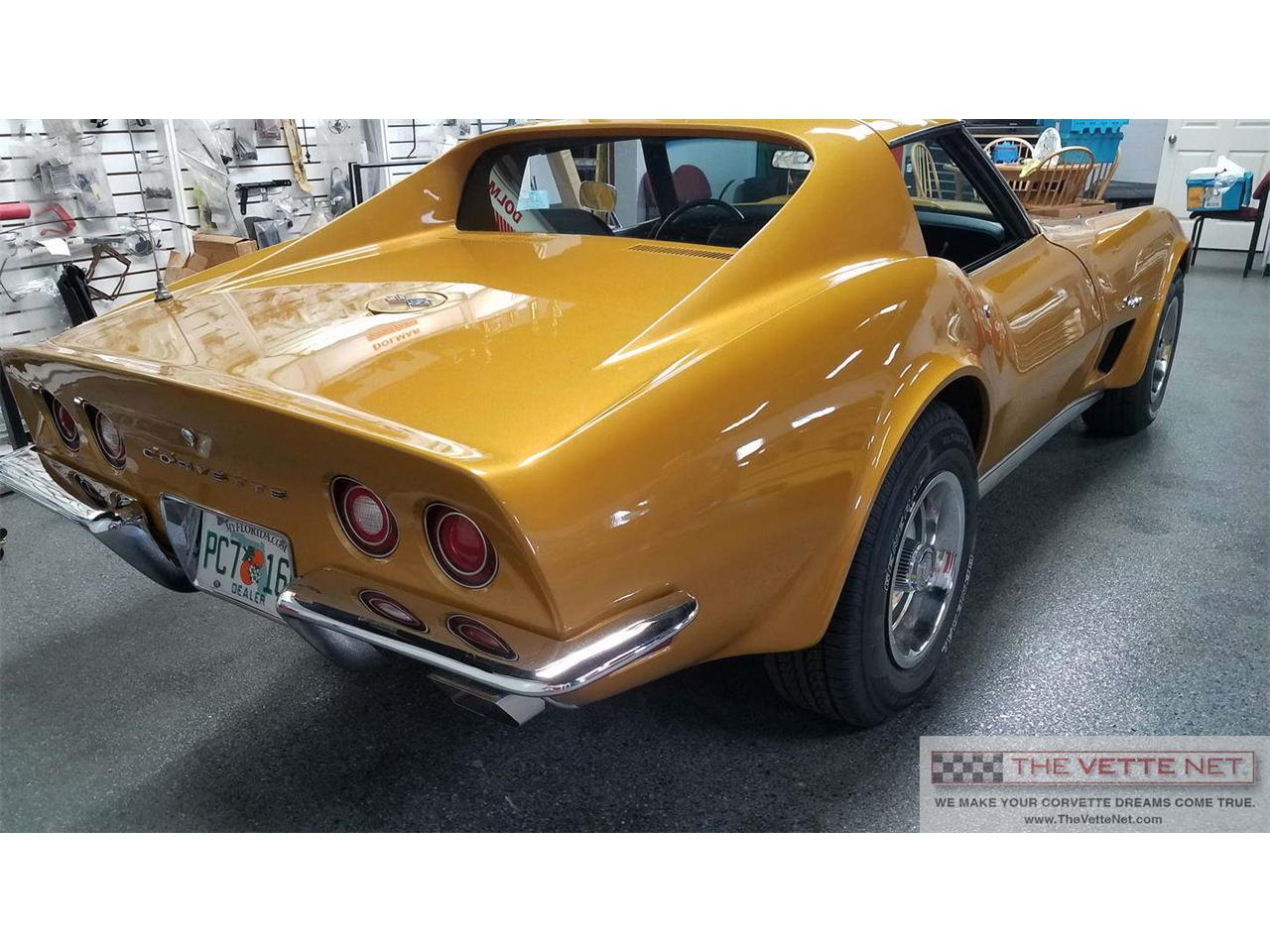 Large Picture of 1973 Chevrolet Corvette located in Sarasota Florida - $18,990.00 - L7AX