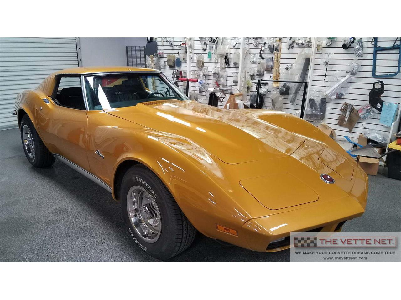 Large Picture of '73 Corvette - $18,990.00 Offered by The Vette Net - L7AX