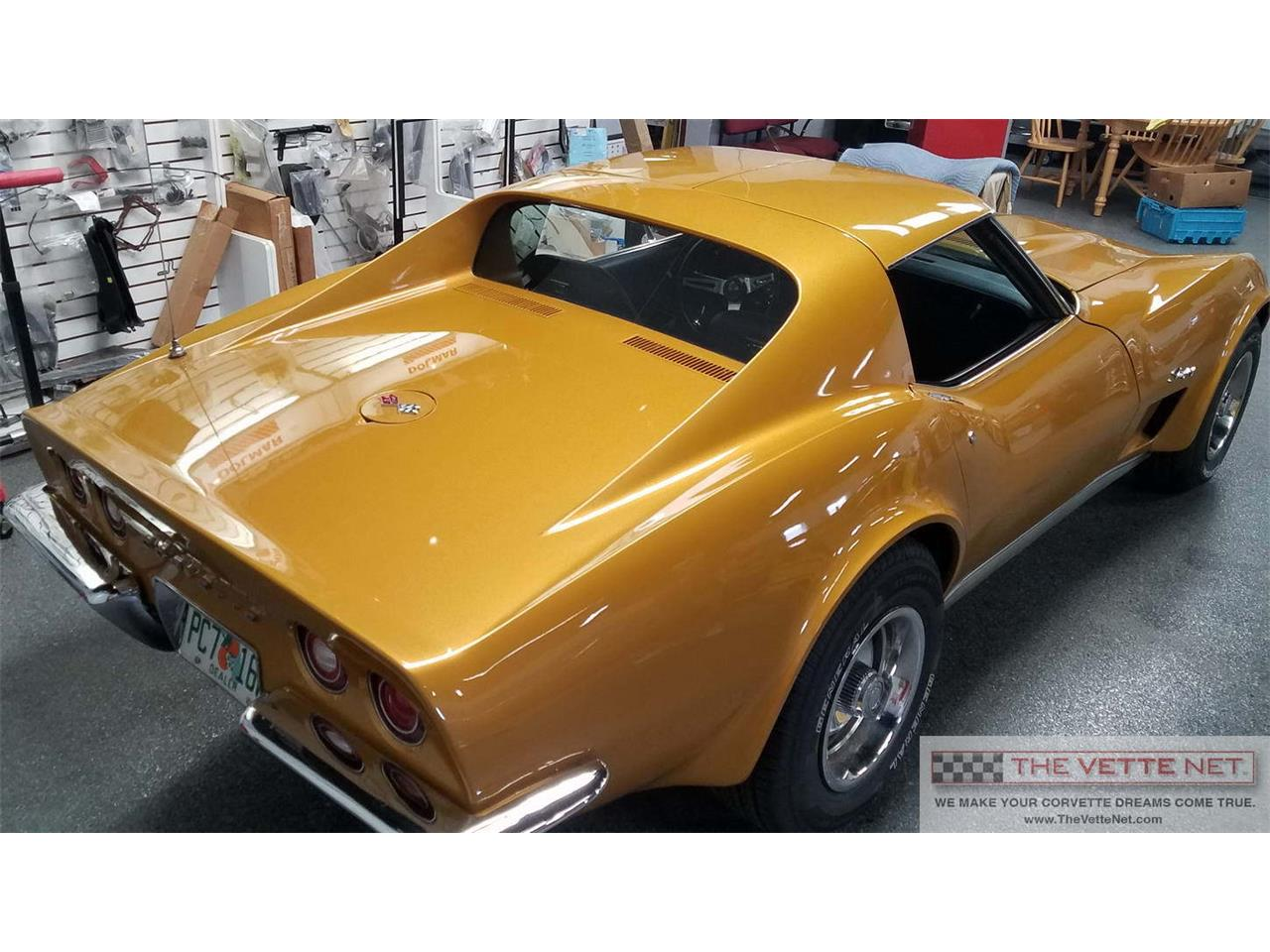 Large Picture of Classic 1973 Chevrolet Corvette located in Sarasota Florida - $18,990.00 Offered by The Vette Net - L7AX