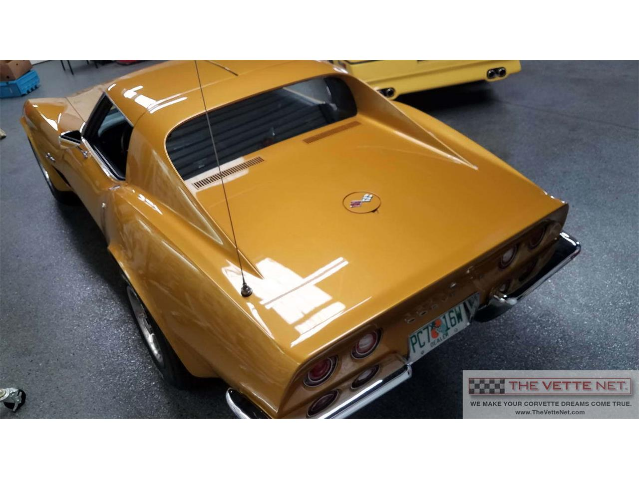 Large Picture of 1973 Corvette located in Florida Offered by The Vette Net - L7AX