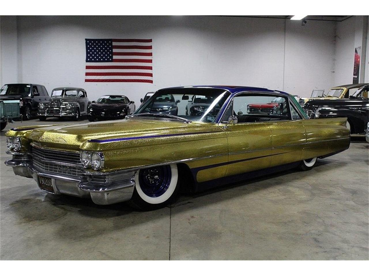 Large Picture of 1963 Cadillac Series 62 - $10,900.00 - L7B1