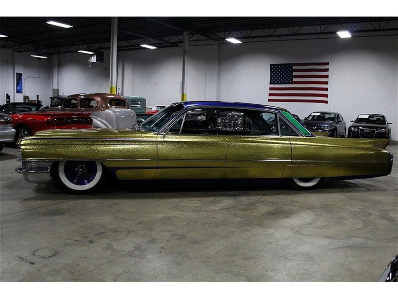 Large Picture of Classic '63 Cadillac Series 62 - L7B1