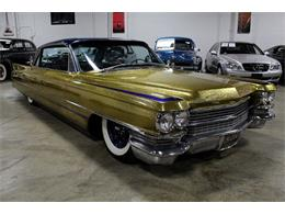 Picture of '63 Cadillac Series 62 - $10,900.00 Offered by GR Auto Gallery - L7B1