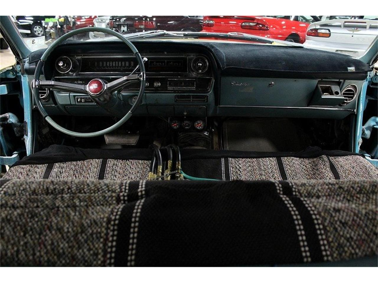 Large Picture of '63 Cadillac Series 62 located in Kentwood Michigan - $10,900.00 Offered by GR Auto Gallery - L7B1