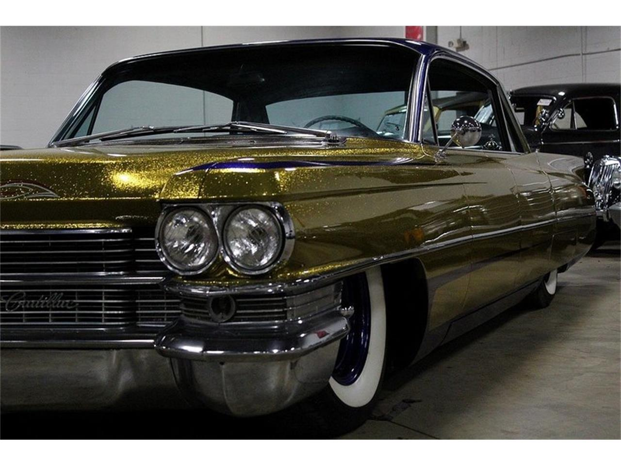 Large Picture of Classic '63 Cadillac Series 62 located in Kentwood Michigan - $10,900.00 Offered by GR Auto Gallery - L7B1