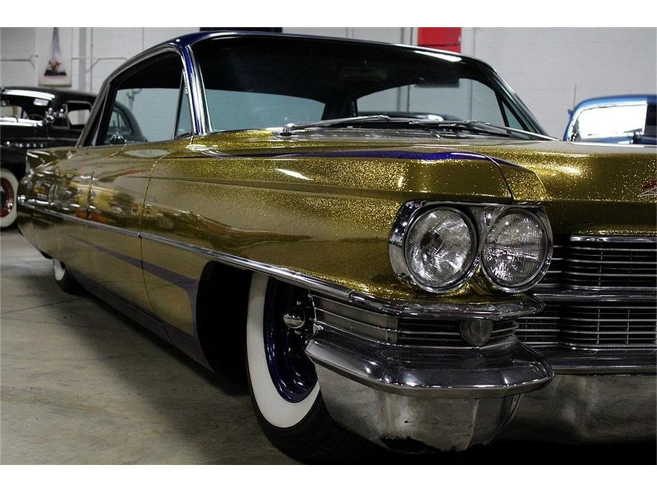 Large Picture of Classic '63 Cadillac Series 62 - $10,900.00 - L7B1