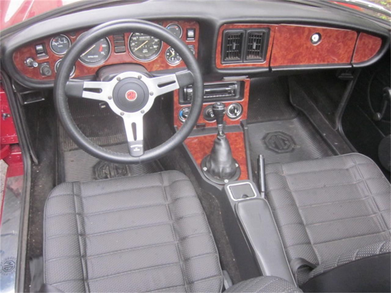 Large Picture of '79 MGB - L7BH
