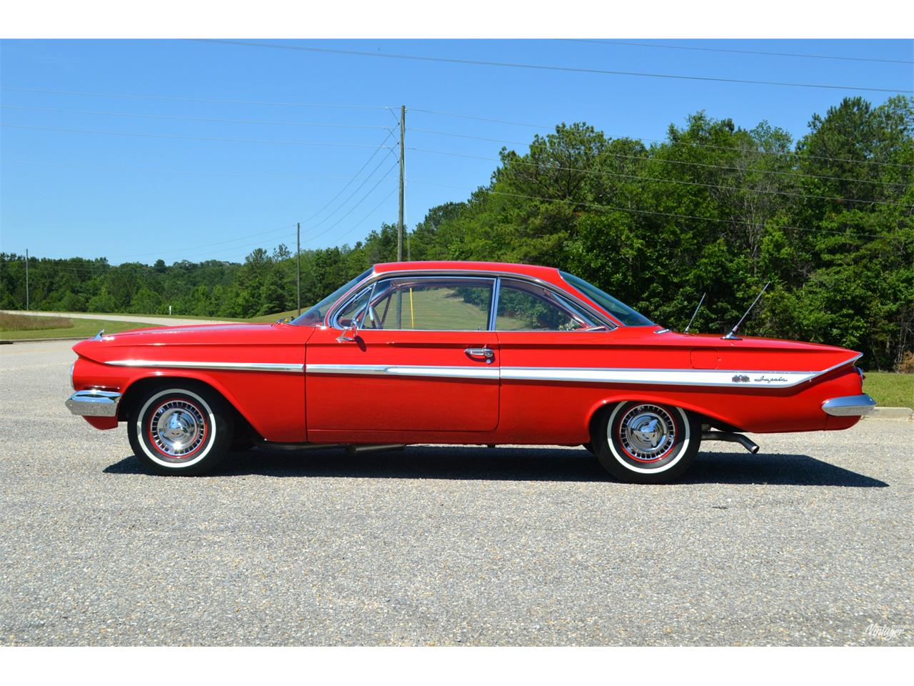 Large Picture of '61 Impala SS - L7CR