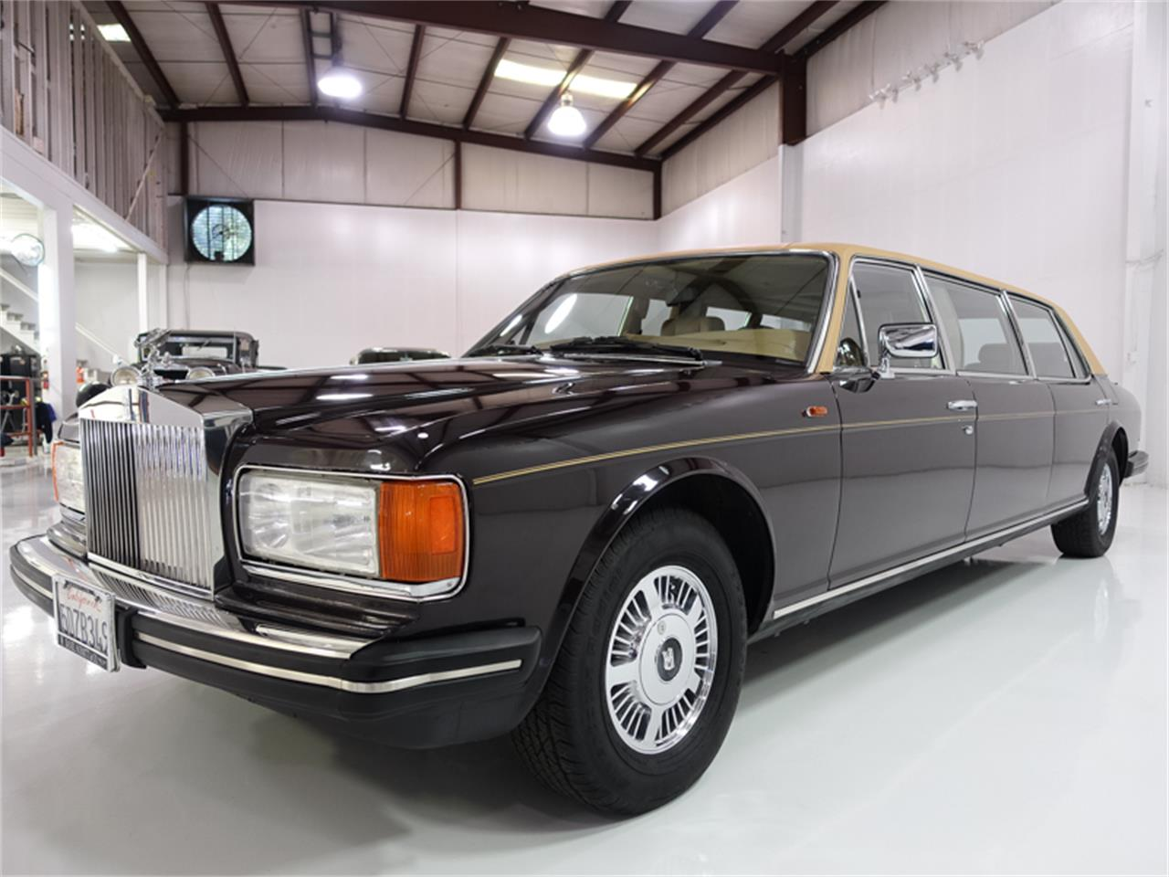 1985 Rolls-Royce Silver Spur For Sale