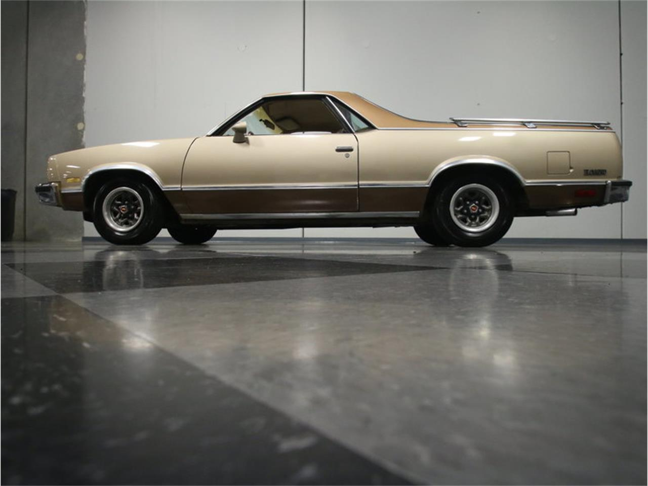 Large Picture of '85 El Camino - L0WD