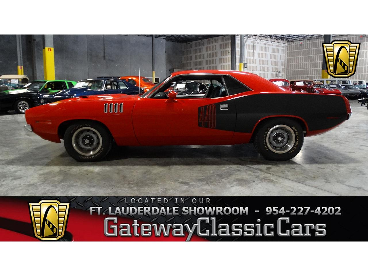 Large Picture of Classic '71 Plymouth Barracuda - L7H0