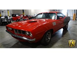 Picture of Classic 1971 Plymouth Barracuda located in Florida - $63,000.00 Offered by Gateway Classic Cars - Fort Lauderdale - L7H0