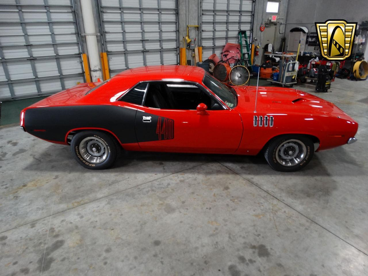 Large Picture of Classic 1971 Plymouth Barracuda - $63,000.00 Offered by Gateway Classic Cars - Fort Lauderdale - L7H0