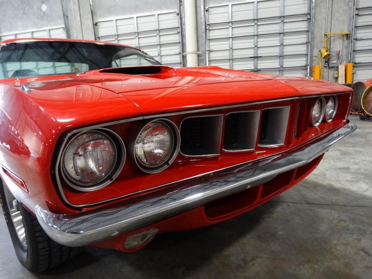 Large Picture of 1971 Barracuda located in Coral Springs Florida Offered by Gateway Classic Cars - Fort Lauderdale - L7H0