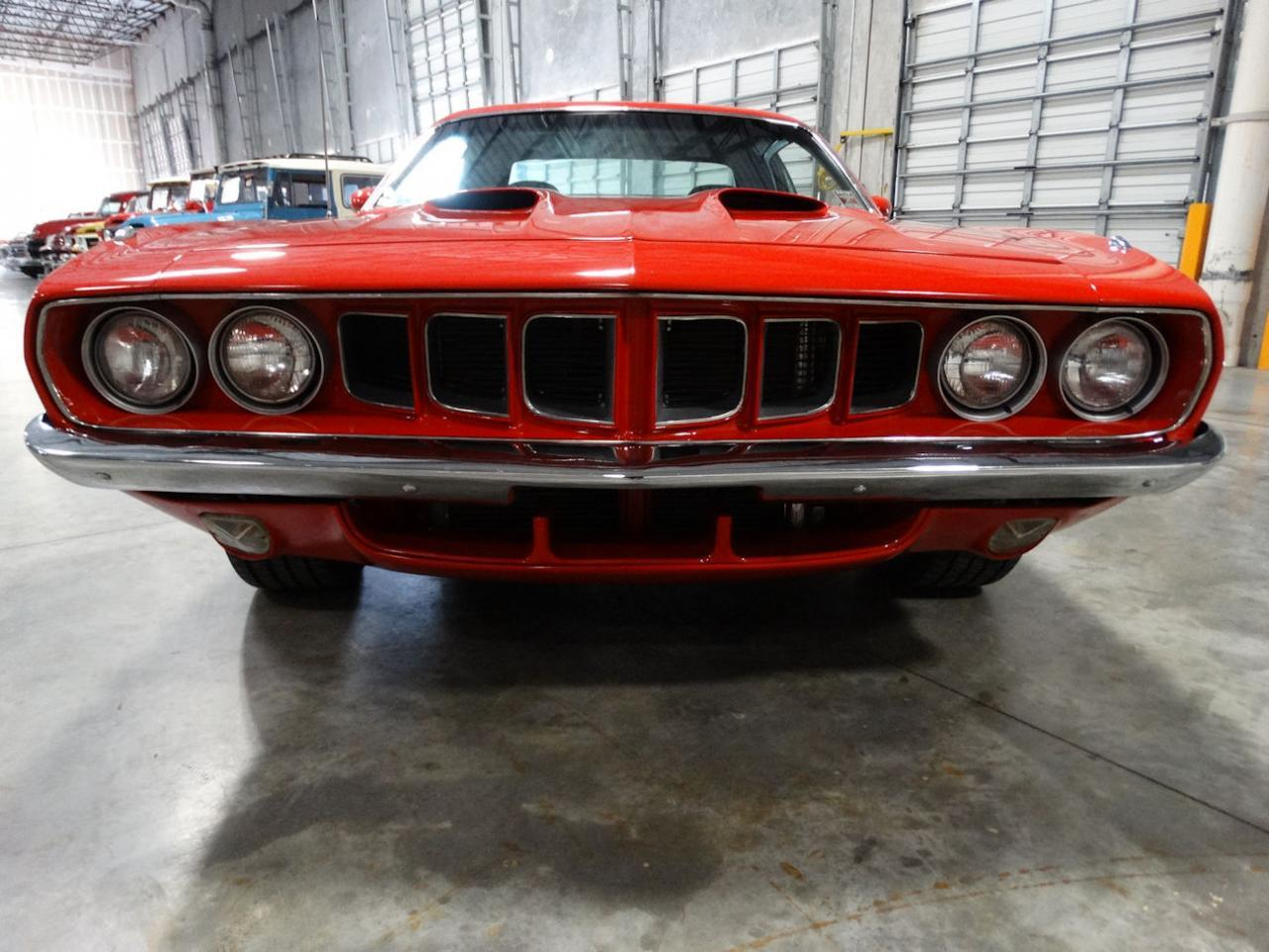 Large Picture of '71 Barracuda located in Florida Offered by Gateway Classic Cars - Fort Lauderdale - L7H0