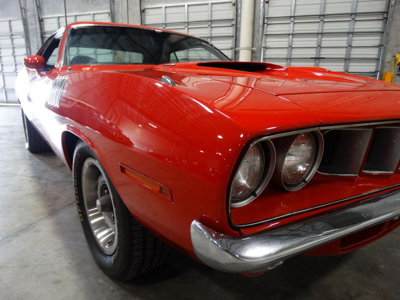 Large Picture of Classic 1971 Barracuda located in Coral Springs Florida Offered by Gateway Classic Cars - Fort Lauderdale - L7H0