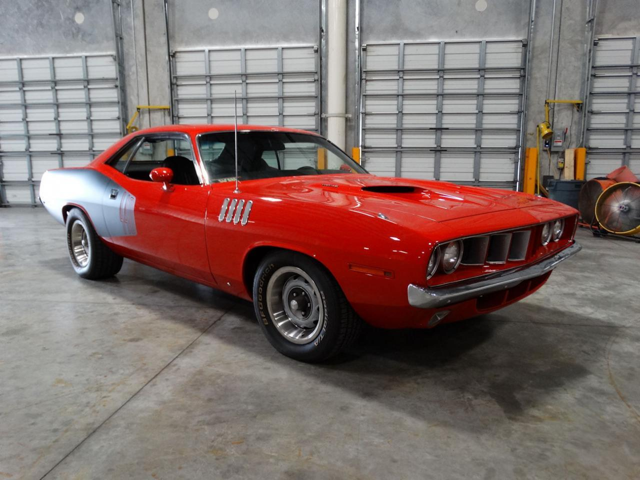 Large Picture of 1971 Barracuda located in Florida - L7H0