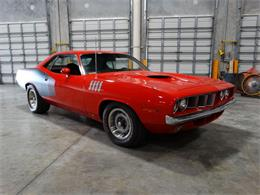 Picture of Classic 1971 Plymouth Barracuda located in Florida Offered by Gateway Classic Cars - Fort Lauderdale - L7H0