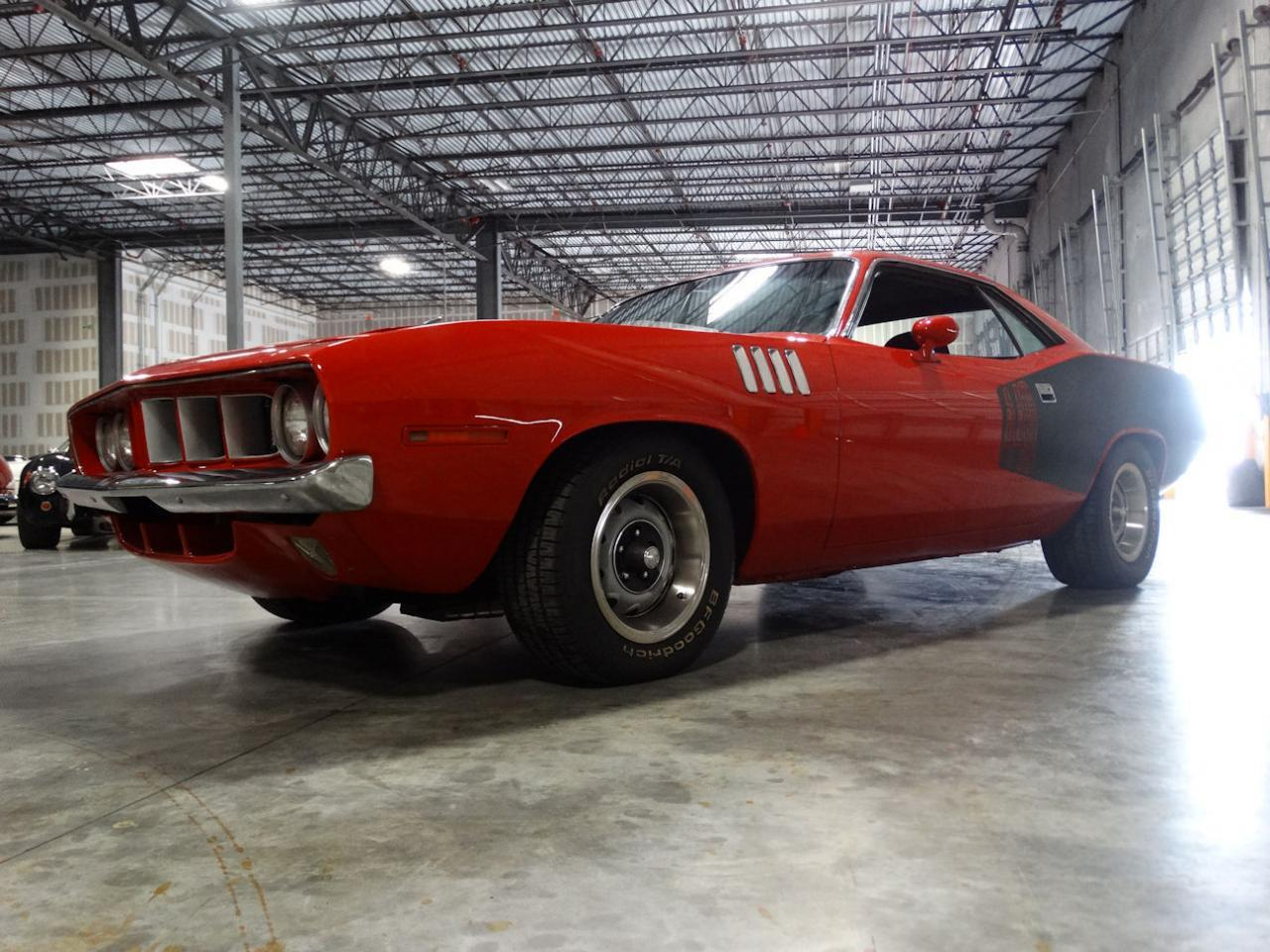 Large Picture of 1971 Plymouth Barracuda located in Coral Springs Florida - $63,000.00 - L7H0